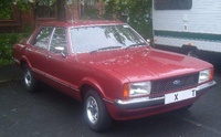 1978 Ford Cortina picture, exterior