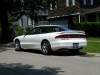 1996 Ford Probe Overview