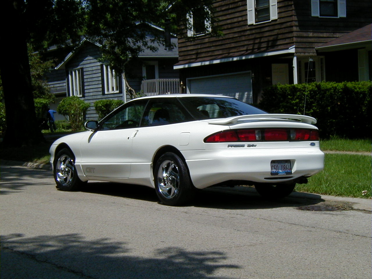 1996 Ford Probe Overview Cargurus