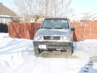 Picture of 1991 Geo Tracker 2 Dr STD 4WD Convertible, exterior, gallery_worthy