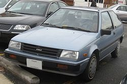Picture of 1986 Dodge Colt