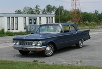 1961 Mercury Comet Overview