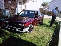Picture of 1993 Mazda Protege 4 Dr LX Sedan, exterior