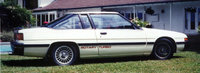 1986 Mazda Cosmo Overview
