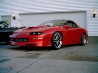 Picture of 1997 Chevrolet Camaro Z28 SS, exterior, gallery_worthy
