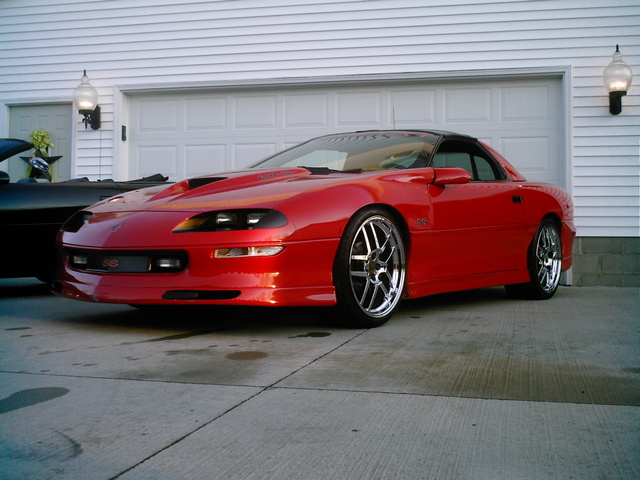 1997 chevrolet camaro - pictures
