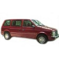 1991 Plymouth Grand Voyager Overview