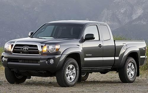 Picture of 2008 Toyota Tacoma PreRunner Access Cab