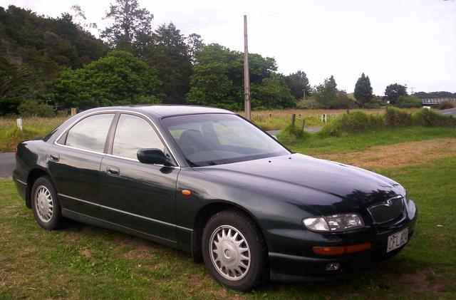 1996 mazda millenia test drive review cargurus 1996 mazda millenia test drive review
