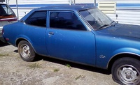1977 Dodge Colt Overview