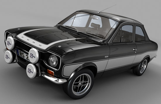Ford Escort Pic