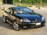 Picture of 2006 Hyundai Tiburon, exterior, gallery_worthy