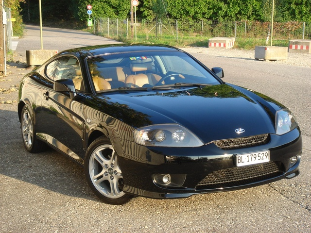 Picture of 2006 Hyundai Tiburon