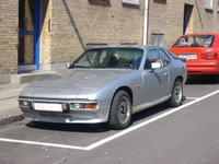 1976 Porsche 924 Picture Gallery