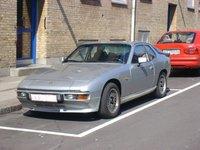 1976 Porsche 924 Overview