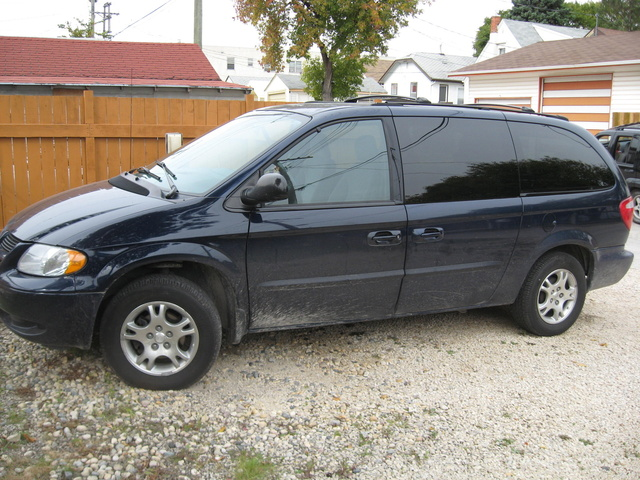 Picture of 2004 Dodge Grand Caravan 4 Dr EX Passenger Van Extended, exterior, gallery_worthy