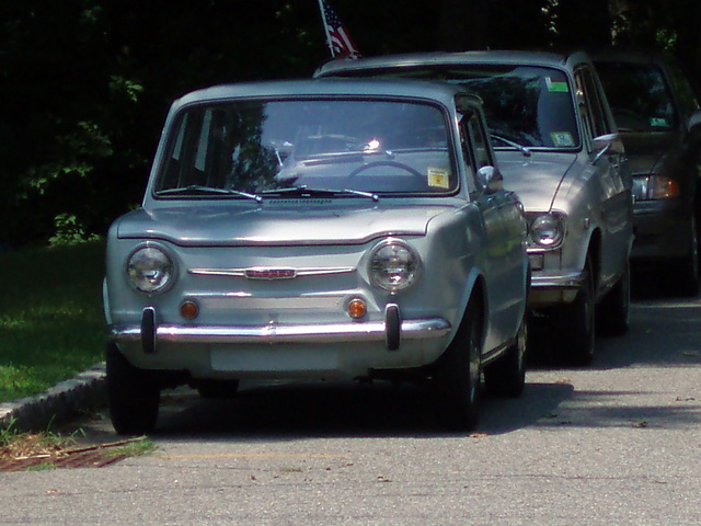 Picture of 1967 Simca 1100