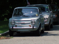 1967 Simca 1100 Overview
