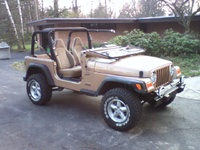Picture of 2000 Jeep Wrangler, exterior