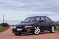 1991 Nissan Bluebird Overview