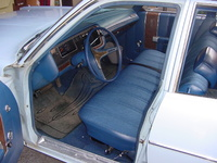 1972 Plymouth Fury picture, interior