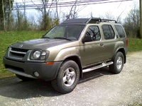 2002 Nissan Xterra XE V6 4WD picture, exterior