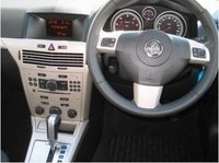 Picture of 2007 Holden Astra, interior