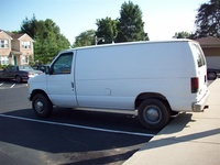 1995 Ford E-250 Overview