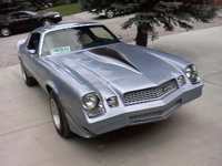 1981 Chevrolet Camaro, This is my Comaro ive been working on it with my dad im only sixteen and i earned this car. 350+ hp now trying to make it a 450 to 500 hp rod, exterior