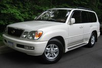 2005 Lexus LX 470 Picture Gallery