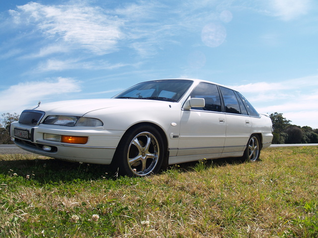 Picture of 1995 Holden Statesman, exterior