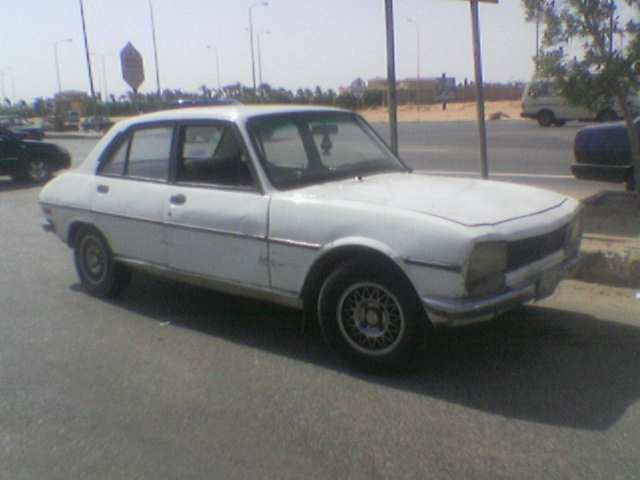 Picture of 1975 Peugeot 504