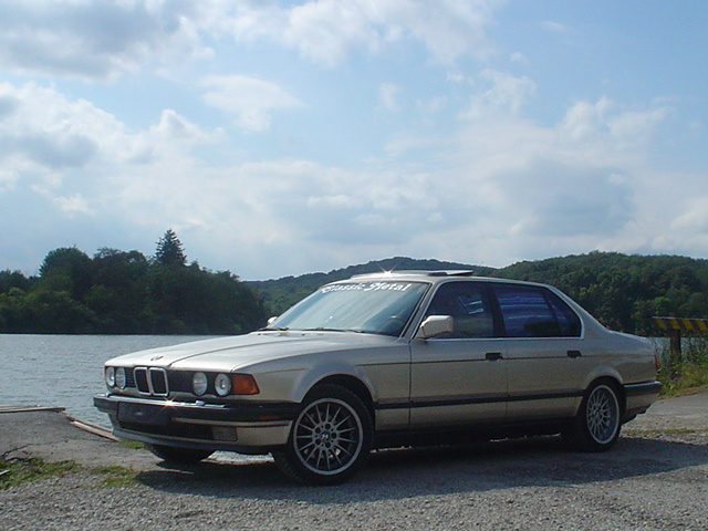 Picture of 1989 BMW 7 Series 735i RWD, exterior, gallery_worthy