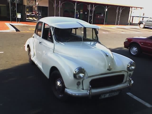 Picture of 1962 Morris Minor