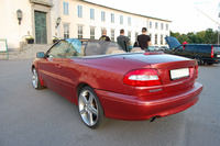1998 Volvo C70 2 Dr LT Turbo Convertible picture, exterior