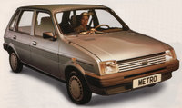 1985 Rover Metro Overview
