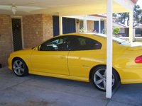 Picture of 2003 Holden Monaro, exterior