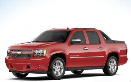 09 Chevy Avalanche