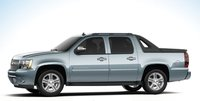 2009 Chevrolet Avalanche, 2009 Chevy Avalanche, exterior, manufacturer