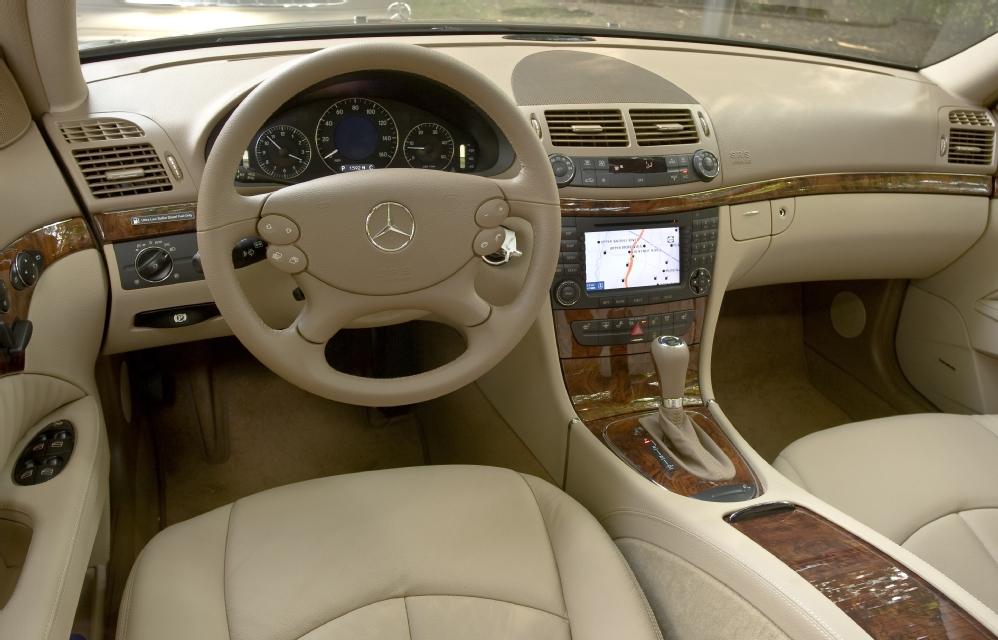 2009 Mercedes Benz E Class Interior Pictures Cargurus