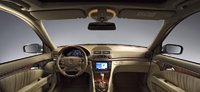 2009 Mercedes-Benz E-Class, Interior Front View, interior, manufacturer