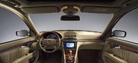 2009 Mercedes-Benz E-Class, Interior Front View, manufacturer, interior