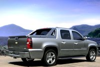 2009 Chevrolet Avalanche, 09 Chevy Avalanche    , exterior, manufacturer, gallery_worthy