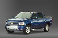2009 Chevrolet Avalanche, exterior, manufacturer, gallery_worthy