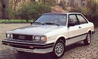 1984 Audi 4000 Overview