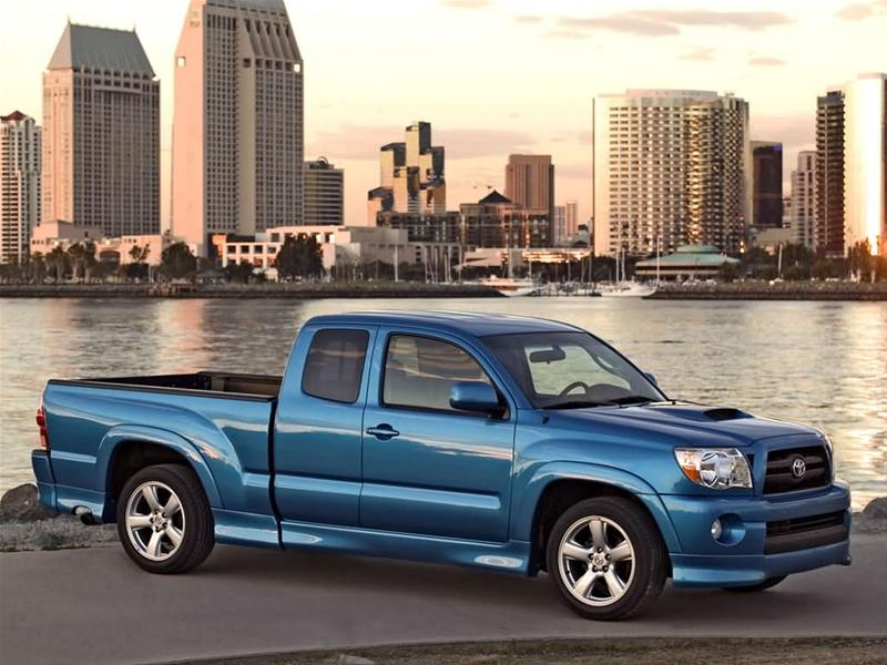2009 Toyota Tacoma X-Runner V6 Trim Overview