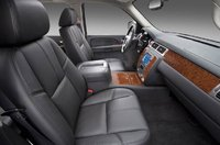2009 Chevrolet Avalanche, front seat, interior, manufacturer
