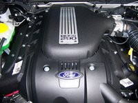 Picture of 2007 Ford Falcon, engine