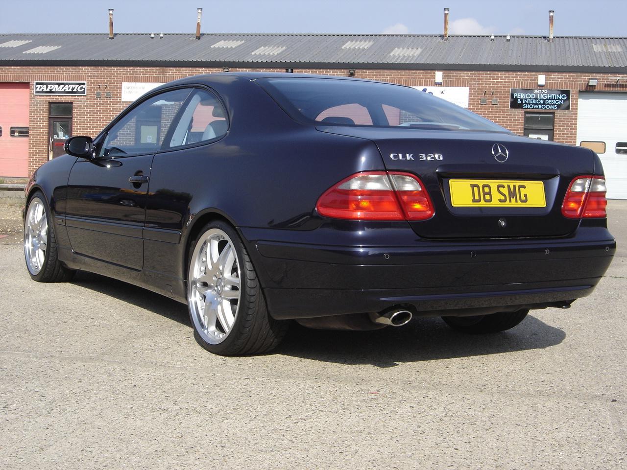 2001 mercedes benz clk320 coupe for Mercedes benz clk320