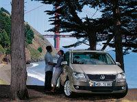2008 Volkswagen Touran, Front View, exterior, manufacturer